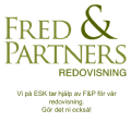 Fred & Partners redovisning