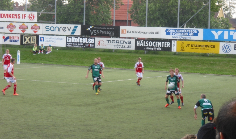 Sandvikens IF-ESK (UPD: 2012-06-24 23:24:40)